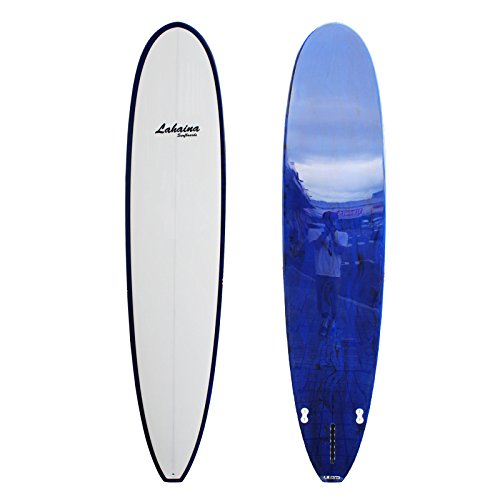 サーフボード ラハイナ / LAHAINA ロングボード 9'1 ブルーマーブル ロングボード サーフボード