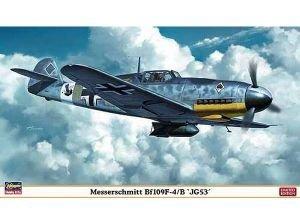 1/48 飛行機シリーズ メッサーシュミット Bf109F-4/B 第53戦闘航空団 09945
