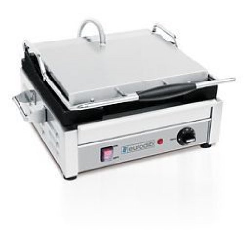 All Ribbed 120 Volt Single Panini Grill