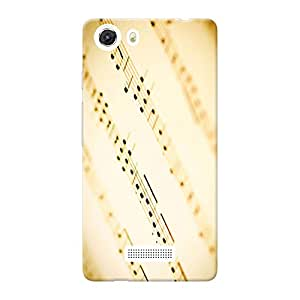 Mobile Back Cover For Micromax Unite 3 Q372 (Printed Designer Case)