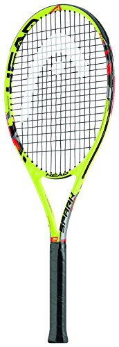 Head Mx Spark Elite - Racchetta da tennis, unisex, Mx Spark Elite, giallo, Grip 4