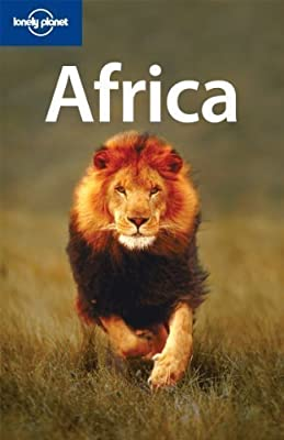 Africa (Lonely Planet Multi Country Guides) by Anthony Ham 12th (twelfth) Edition (2010)