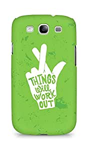 AMEZ things will work out Back Cover For Samsung Galaxy S3 Neo