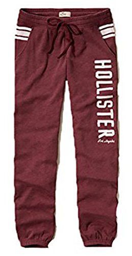 hollister-da-donna-sweatpants-burgundy-medium