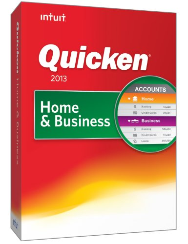Quicken Home and Business 2013 [OLD VERSION]