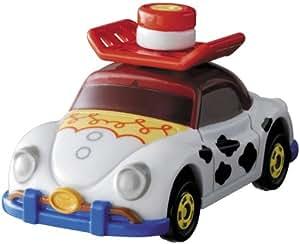 buy takara tomy figurine disney motors voiture jessie de toy story 4904810376279 online. Black Bedroom Furniture Sets. Home Design Ideas