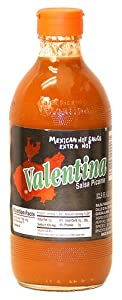 Valentina Salsa Picante - Extra Hot - 125 Oz Pack Of 3 from Valentina