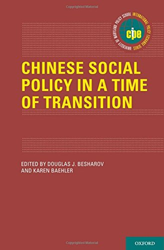 Chinese Social Policy in a Time of Transition (International Policy Exchange)