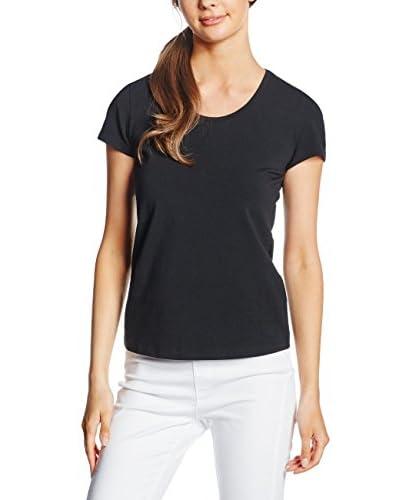 DEHA T-Shirt Manica Corta [Nero]