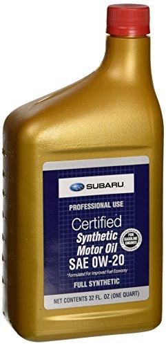 Genuine Subaru SOA427V1310 Motor Oil (Subaru Motor Oil compare prices)
