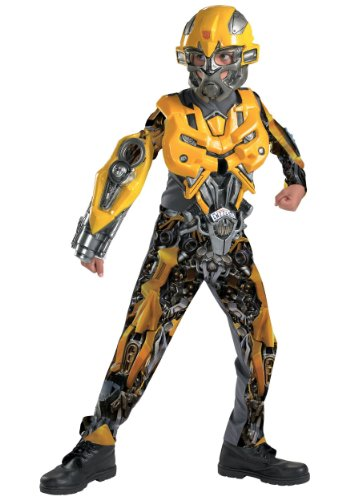 Transformers Bumblebee Kids Costume