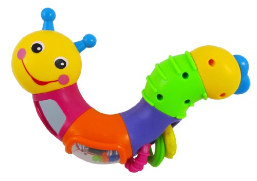 Caterpillar Twist and Rattle