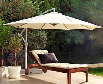 the latest 4e80b d2028 Ikea KARLSO Hanging Umbrella (Beige) Inexpensive ...