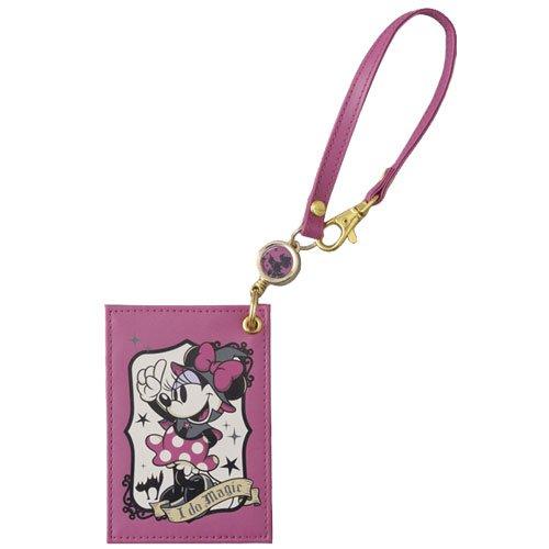 ディズニーハロウィーン2014 ミニーマウス パスケース【東京ディズニーリゾート限定】
