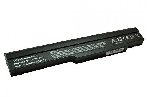 40026032 Batterie pour pc portable pour Medion