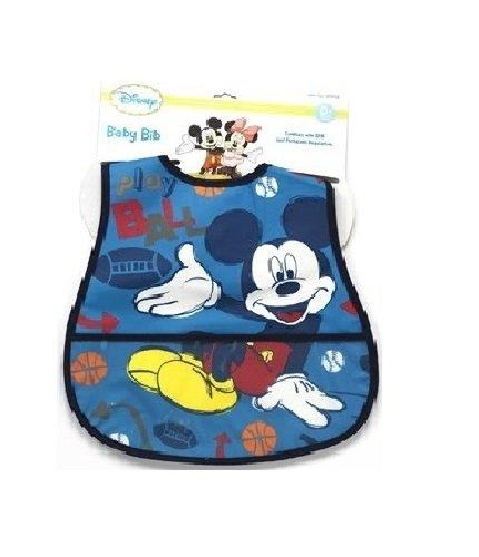 Mickey Mouse Deluxe Crumbcatcher Bib - 1