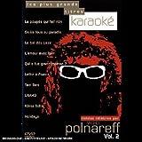 echange, troc Karaoké Mono Artiste : Michel Polnareff - Vol.2