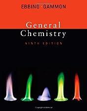 General Chemistry by Darrell Ebbing