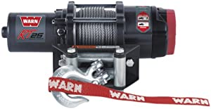 WARN 75000 Rugged Terrain RT25 2500-lb Winch