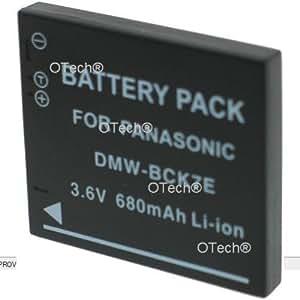 Otech C050SA Batterie pour Camescope de type JVC BN-VF707U 7,4 V
