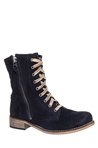 Hanna Casual Low Heel Boot