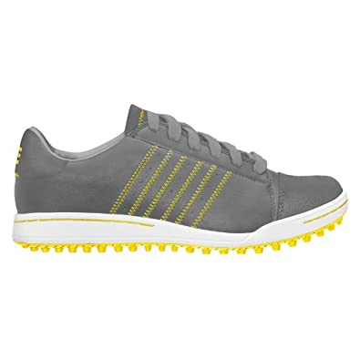 Adidas 2013 Junior Adicross Spikeless Golf Shoes Iron-White-Sun 6 Medium by adidas