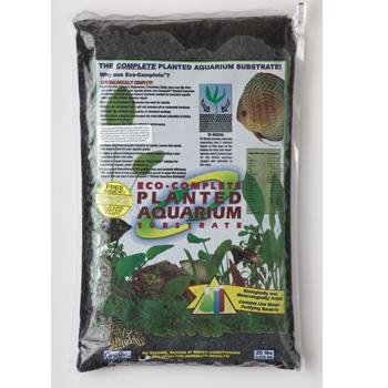 CaribSea Eco Complete Black Planted Aquarium Substrate