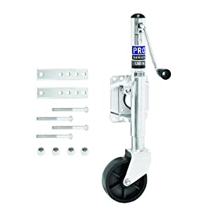 Pro Series 1000 Lbs. Capacity Swivel Trailer Tongue Jack from Pro Series