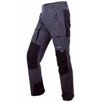 Pantalon de montagne homme LAOS 4 Black taille 40