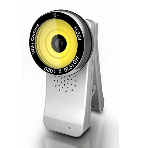 Buy Pyrus WiFi Remote Phone Monitoring Camera Wireless HD 1080P Mini Camera