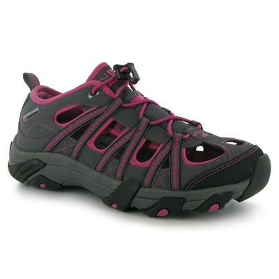 Karrimor K2 Sandals Ladies Charcoal/Pink 5 UK