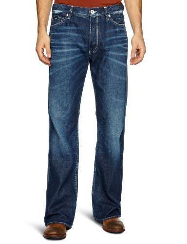 Blue Denim 9 32L 36W Replay Men/'s Billstrong Jeans Blue