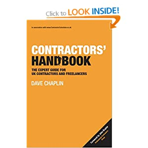 Contractors' Handbook: The Expert Guide for UK Contractors and Freelancers Dave Chaplin