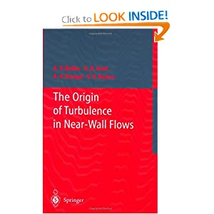 The Origin of Turbulence in Near-Wall Flows A.V. Boiko, Genrih R. Grek, A.V. Dovgal and Victor V. Kozlov