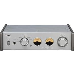 ティアック USB入力対応プリメインアンプ Reference 501 192kHz対応 (シルバー) AI-501DA-S