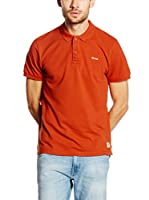JACK & JONES Polo (Rojo)