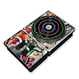Robot Beatdown Design Dj Hero Controller Skin Decal Sticker For Wii Or Xbox 360 / Ps3 Playstation 3