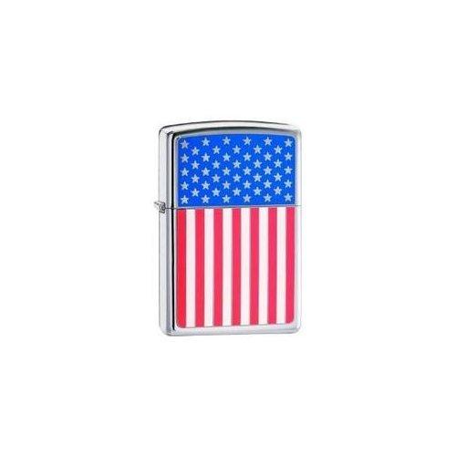 High Polish Chrome, American Flag (ZI20108) Category: Chrome Zippo Lighters Coupon 2016