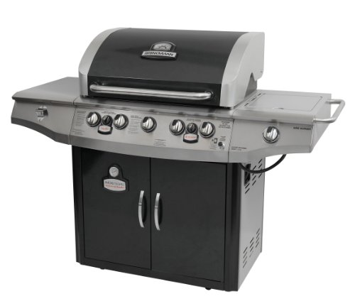 Review Of The Brinkmann Corporation 810-3551-0 Smoke N' Grill Professional 5-Burner Gas Grill