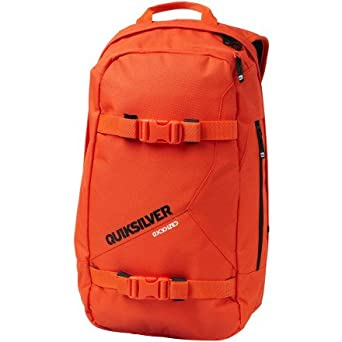 Quiksilver Oxydized Backpack - 976cu in Tango, One Size