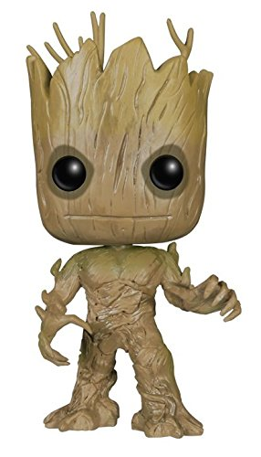 Funko POP Marvel: Guardians of The Galaxy - Groot …