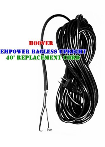 Vacuum Power Cord Replacement