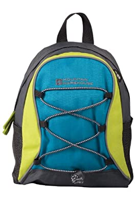 Mountain Warehouse Mini Trek 6L XS Rucksack Bag Backpack Back Pack Walking Hiking Camping by Mountain Warehouse