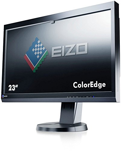 EIZO ColorEdge 23�����顼�ޥͥ����ȱվ���˥���  1920x1080 DVI-I DisplayPort HDMI �֥�å� ColorEdge CS230