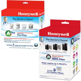 Honeywell HPA300 Air Purifier Filter Pack Value Kit (Honeywell Hpa300 Air compare prices)