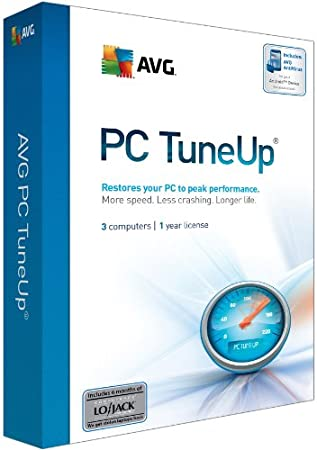 AVG PC Tune Up - 3 Users