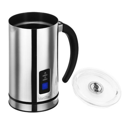 VonShef Premium Electric Milk Frother, Warmer and Cappuccino Maker