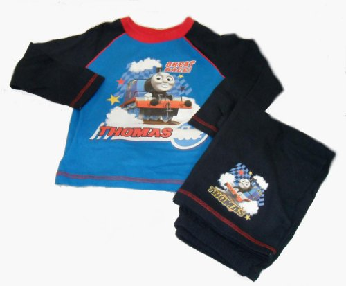 Thomas The Tank Engine Unisex-Baby Great Race Pyjamas thomas dolinschek the real options approach