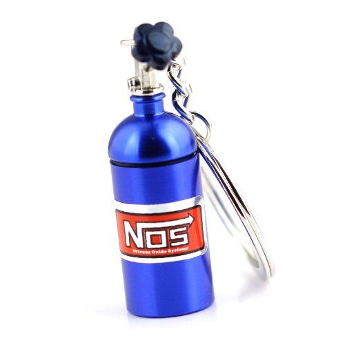 maycom-creative-new-blue-nos-mini-nitrous-oxide-bottle-keyring-key-chain-ring-keyfob-stash-pill-box-