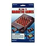 6 in 1 Travel Magnetic Games